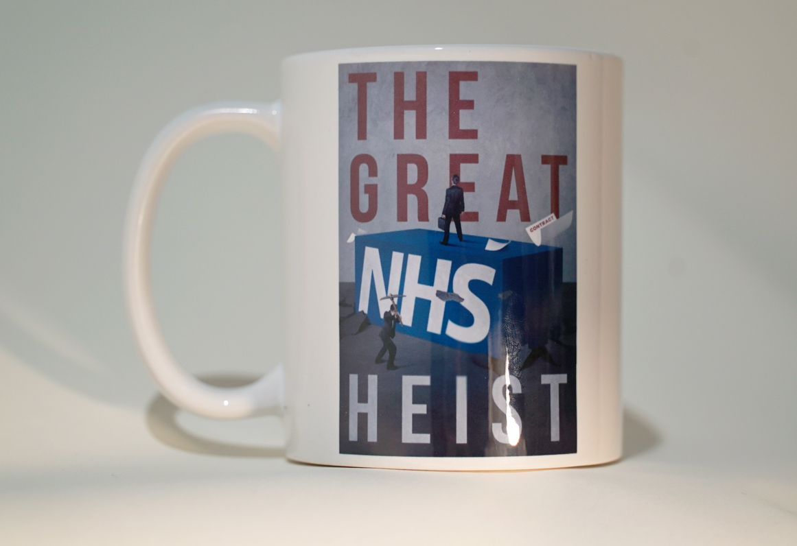Get a Great NHS Heist Mgu!!!